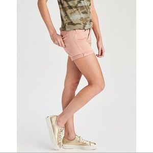🐾free w/purchase🐾 American Eagle Pink Shorts